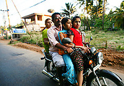 The Rickshaw Rampage. Otherwise known as the Mumbai Express Autorickshaw Rally. Teams driving Rickshaws race from Chennai in India's South to Mumbai.