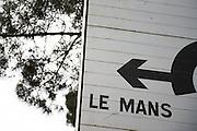 June 14-19, 2016: 24 hours of Le Mans. Le Mans circuit de la sarthe detail