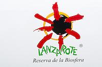 Espagne. Iles Canaries. Lanzarote. Symbole de l ile par Cesar Manrique. // Spain. Canary islands. Lanzarote. Island symbol by artist Cesar Manrique.