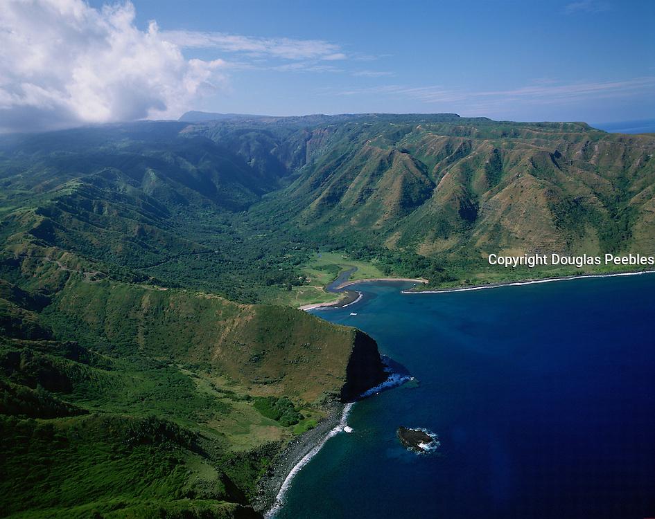 Halawa Valley, Molokai, Hawaii<br />