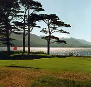 The 18th hole on Killeen Golf Course Killarney.<br /> Photo Don MacMonagle