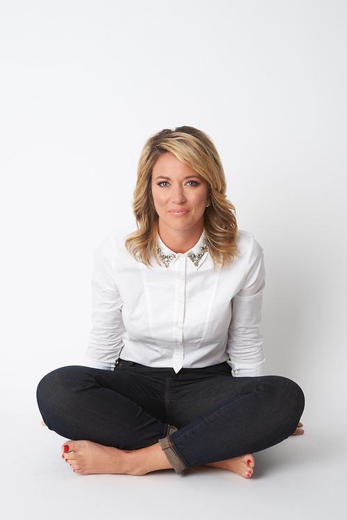 CNN Anchor Brooke Baldwin, photo by Tony Gale