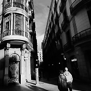 Shades of Barcelona