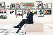 Milan, CEO Marco Tronchetti Provera in Pirelli's Headqaurter
