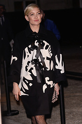 Kate Hudson attending the Valentino show during Paris Fashion Week Haute Couture Spring Summer 2018 on January 24, 2018. Photo by Julien Reynaud/APS-Medias/ABACAPRESS.COM