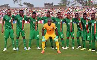 Fotball<br /> Afrika Cup / Afrikamesterskapet<br /> 18.01.2015<br /> RD Kongo v Zambia<br /> Foto: Panoramic/Digitalsport<br /> NORWAY ONLY<br /> <br /> Lagbilde Zambia