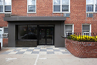 Entrance to 64-49 Wetherole Street