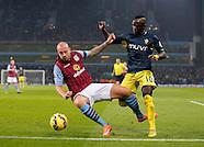 241114 Aston Villa v Southampton