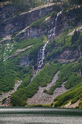 Rainy Lake Falls, Okanogan-Wenatchee National Forest, Washington, US