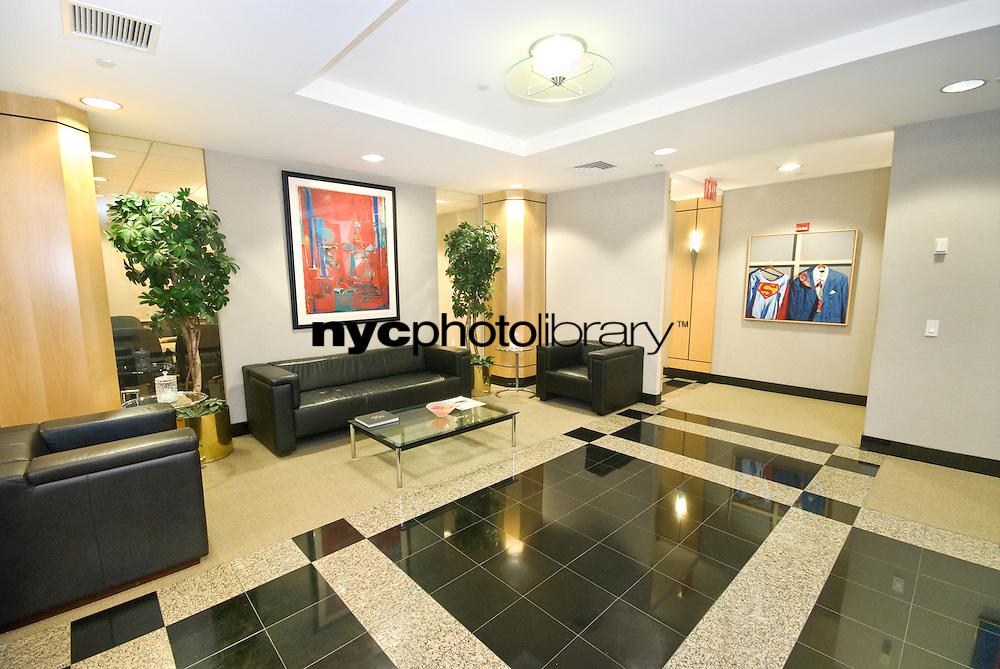 Office Lobby at 1 Liberty Plaza