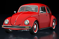 The 1972 Volkswagen Beetle Sedan has been sold all over the world. Ferdinand Porsche did not expect this when he designed his first Volkswagen. This 1972 Volkswagen Beetle Sedan is of course also featured in films, of which the Dolle Beetle is the most famous.<br />