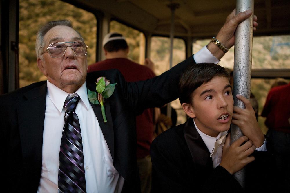 Trina and Eric's Albuquerque NM wedding..