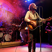 WASHINGTON, DC - May 16th  2013 -  Joshua Tillman  currently touring and performing under the pseudonym Father John Misty plays to a sold-out crowd at the 9:30 Club in Washington, D.C. Tillman, formerly the drummer of Fleet Fixes, has released a number of solo albums, but 2012's Fear Fun was the first under the Father John Misty moniker.  (Photo by Kyle Gustafson/For The Washington Post)
