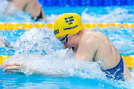 HANSSON Louise SWE<br /> 100m Breaststroke Women Heats<br /> Swimming<br /> Budapest  - Hungary  18/5/2021<br /> Duna Arena<br /> XXXV LEN European Aquatic Championships<br /> Photo Giorgio Perottino / Deepbluemedia / Insidefoto