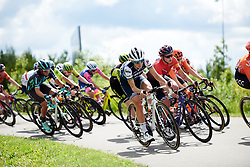 Lizzie Deignan (GBR) at Stage 2 of 2019 OVO Women's Tour, a 62.5 km road race starting and finishing in the Kent Cyclopark in Gravesend, United Kingdom on June 11, 2019. Photo by Sean Robinson/velofocus.com