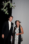 OLIVER BARKER; IWONA BLAZWICK, Swarovski Whitechapel Gallery Art Plus Opera,  An evening of art and opera raising funds for the Whitechapel Education programme. Whitechapel Gallery. 77-82 Whitechapel High St. London E1 3BQ. 15 March 2012