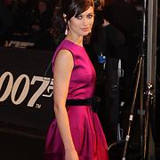 NLD/Amsterdam/20081104 - Première James Bond film Quantum of Solace, Bondgirl Olga Kurylenko