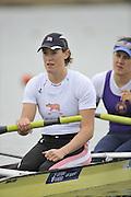 Eton, United Kingdom. GBR W2- Louisa REEVE. 2012 GB Rowing Senior Trials, Dorney Lake. Nr Windsor, Berks.  Saturday  10/03/2012  [Mandatory Credit; Peter Spurrier/Intersport-images]