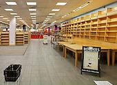 Borders Bookstore Oxford closure