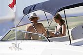 Nico Rosberg wife in Ibiza