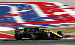 November 2, 2019, Austin, United States of America: Motorsports: FIA Formula One World Championship 2019, Grand Prix of United States, .#27 Nico Hulkenberg (GER, Renault F1 Team) (Credit Image: © Hoch Zwei via ZUMA Wire)