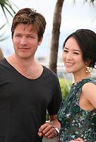 Thomas Vinterberg, Zhang Ziyi, Jury Un Certain Regard at the Cannes Film Festival 16th May 2013