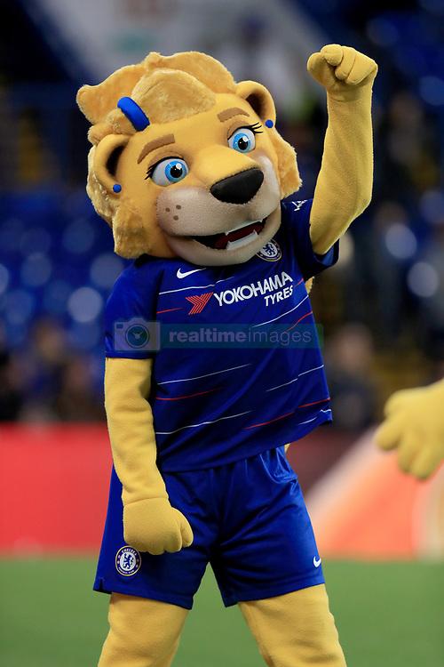 Chelsea mascot Bridget the Lioness