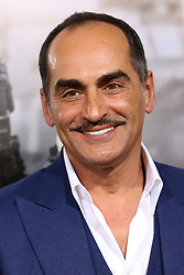 """Navid Negahban attends the premiere of """"12 Strong"""" at Jazz at Lincoln Center's Frederick P. Rose Hall in New York"""