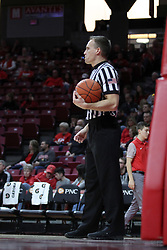 NORMAL, IL - November 24:  K.B. Burdett Jr. during a college basketball game between the ISU Redbirds  and the Lindenwood Lions on November 24 2018 at Redbird Arena in Normal, IL. (Photo by Alan Look)