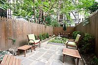 Garden at 238.5 East 83rd Street