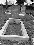 25/04/1957<br /> 04/25/1957<br /> 25 April  1957<br /> <br /> Views - Yeats' Grave at Drumcliffe, Co. Sligo