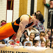 NLD/Nijverdal/20160305 - Turninterland Nederland - Spanje, Karl Kosztka
