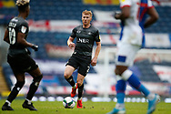 Brad Halliday of Doncaster Rovers  during the EFL Cup match between Blackburn Rovers and Doncaster Rovers at Ewood Park, Blackburn, England on 29 August 2020.