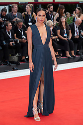 Ana Moya Calzado walks the red carpet ahead of The Sisters Brothers screening during the 75th Venice Film Festival at Sala Grande on September 2, 2018 in Venice, Italy. Photo by Marco Piovanotto/ABACAPRESS.COM