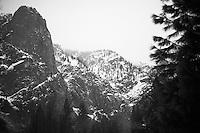 Nikonians Yosemite Winter 2010 Workshop. Day 0