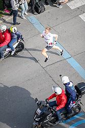 07.04.2019, Wien, AUT, Vienna City Marathon 2019, im Bild Oe3 challenge läufer// during the Vienna City Marathon 2019 in Vienna, Austria on 2019/04/07. EXPA Pictures © 2019, PhotoCredit: EXPA/ Florian Schroetter