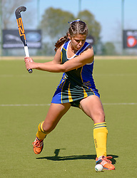 Melindi Reyneke of Eunice during day one of the FNB Private Wealth Super 12 Hockey Tournament held at Oranje Meisieskool in Bloemfontein, South Africa on the 6th August 2016<br /> <br /> Photo by:   Frikkie Kapp / Real Time Images
