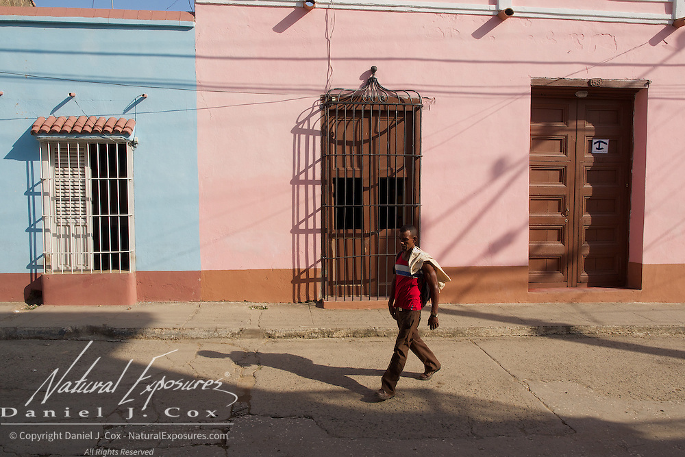 Street scenes from Trinidad, Cuba.