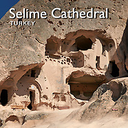 Selime Cathedral Monastery or Castle - Cappadocia - Pictures Images Photos