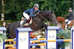 Bijlsma Nella - Arezzo<br /> KWPN Paardendagen Ermelo 2010<br /> © Dirk Caremans