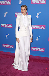 August 21, 2018 - New York City, New York, USA - 8/20/18.Blake Lively at the 2018 MTV Video Music Awards held at Radio City Music Hall in New York City..(NYC) (Credit Image: © Starmax/Newscom via ZUMA Press)