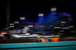 December 15, 2018 - Abu Dhabi, EMIRATS ARABES UNIS - 88 CAR COLLECTION MOTORSPORT AUDI R8 LMS GT3 PRO DIMITRI PARHOFER (DEU) CHRISTOPHER HAASE (DEU) MARKUS WINKELHOCK  (Credit Image: © Panoramic via ZUMA Press)