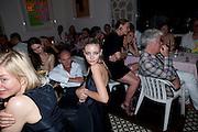 RITA BARTULANE, Prada Congo Benefit party. Double Club. Torrens Place. Angel. London. 2 July 2009.