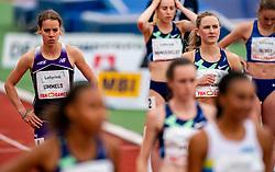 BrittUmmelsof Netherlands in action on the 800 meter during FBK Games 2021 on 06 june 2021 in Hengelo.