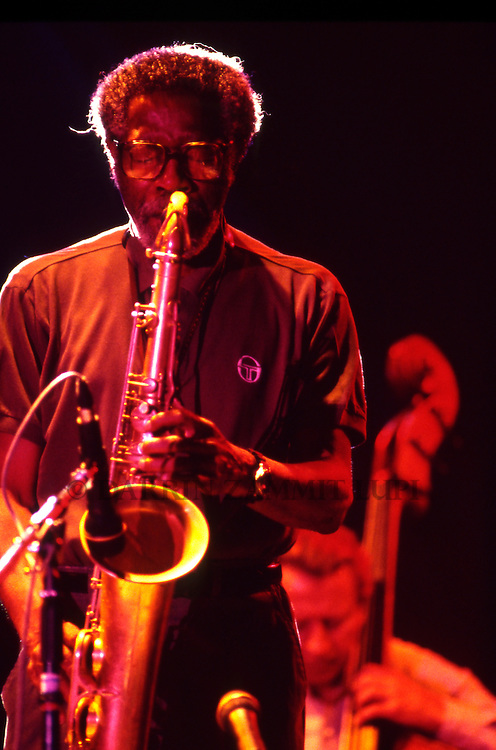 Joe Henderson, 1994<br /> Photo by Darrin Zammit Lupi