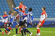 Matt Smith during the EFL Sky Bet Championship match between Sheffield Wednesday and Millwall at Hillsborough, Sheffield, England on 7 November 2020.