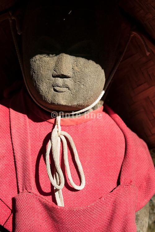 Jizo sculptures Japan