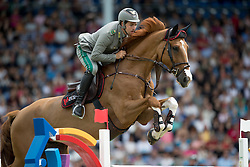 Gaudiano Emanuele, (ITA), Corbanus<br /> Rolex Grand Prix<br /> CHIO Aachen 2016<br /> © Hippo Foto - Dirk Caremans<br /> 17/07/16