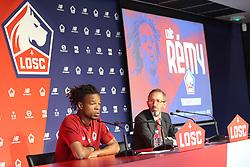 July 18, 2018 - Paris, France - Loic Remy et Marc Ingla (Credit Image: © Panoramic via ZUMA Press)