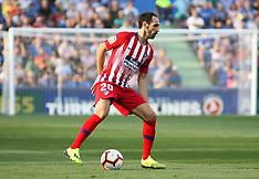 Getafe v Atletico Madrid - 22 Sept 2018